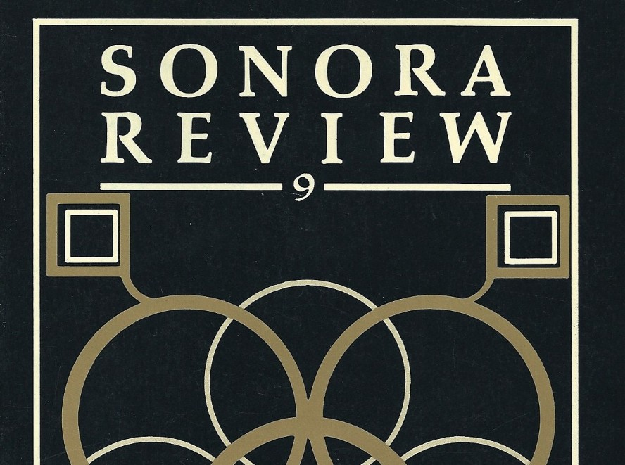 Sonora Review 9 Front