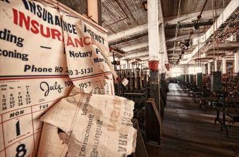 Abandoned Silk Mill 23