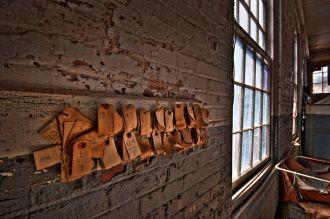Abandoned Silk Mill 29