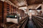Abandoned Silk Mill 5